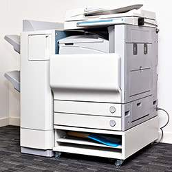 High -volume -photocopier