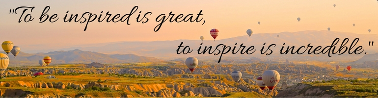 To _be _inspired _is _great