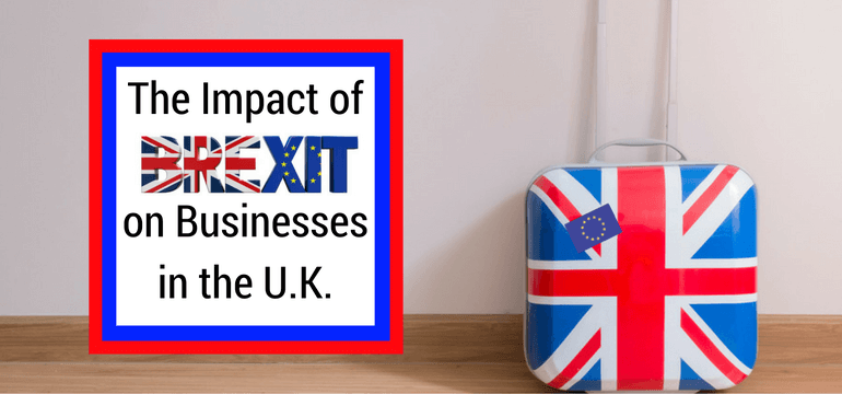 Impact of Brexit on Businesses in the UK | Market-Inspector