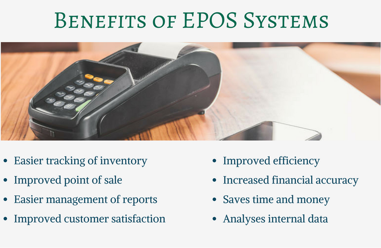 Benefits Of E Pos Systems