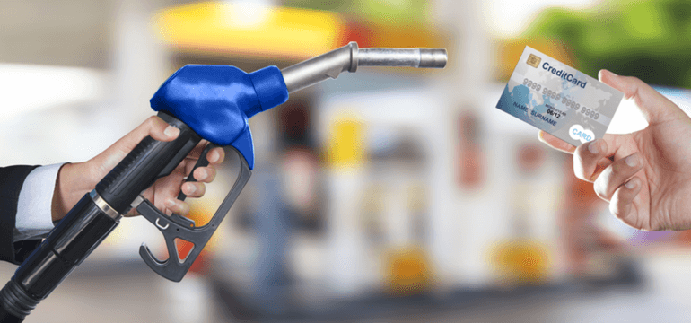 Fuel card services