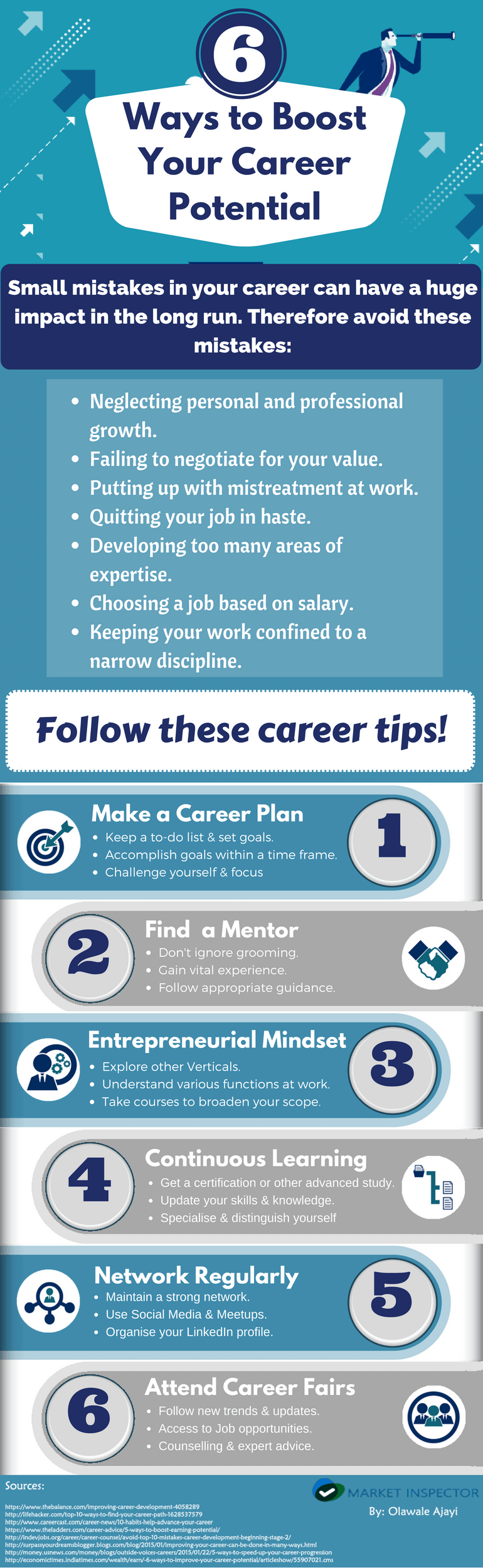 a guide to developing your career prospect boost your career potential