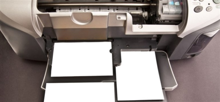Inkjet Printer Multi Size Paper Traymin