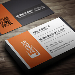 Contrasting -modern -corporate -by -Business Card Journal
