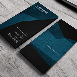 Spade -modern -grunge -business -card -by -macrochromatic