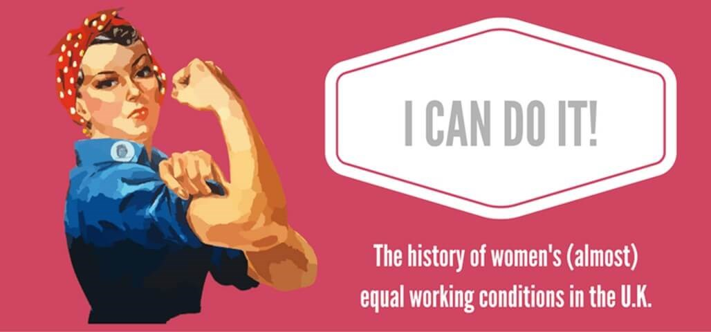 The Progress of Womens Working Conditions in the UK