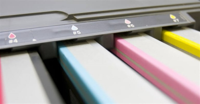Inkjet Printer Cartridges Four Colours __