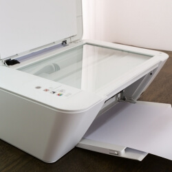 Multifunctional All In One Inkjet Printer