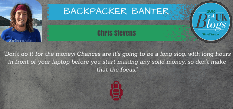 Backpackerbanter