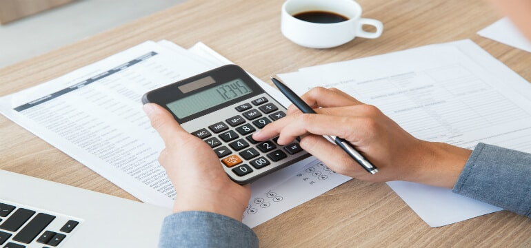 Payroll service calculations