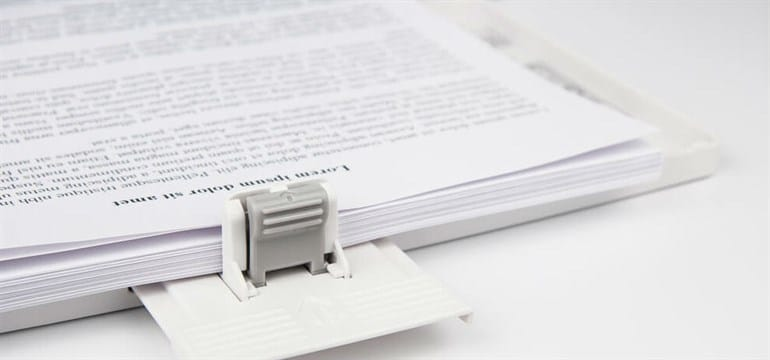 Printed Business Document From Wireless Printer _770x 360
