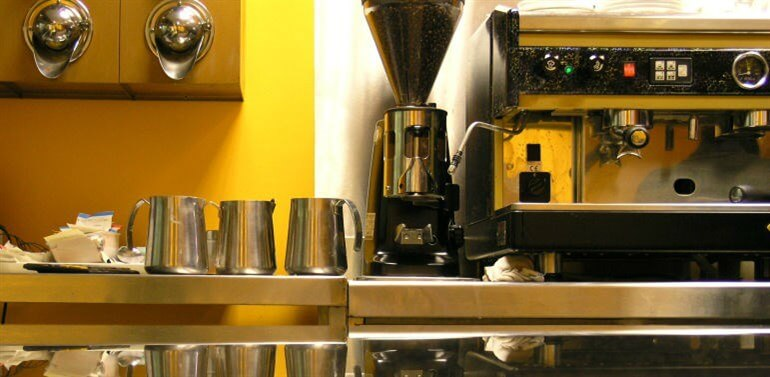 Professinal Coffee Machine _770x 377