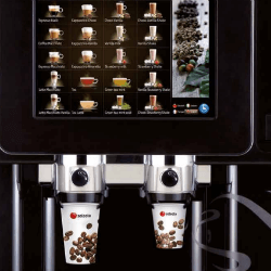 Selecta Coffee Vending Machines Market Inspector