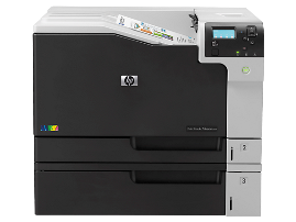 HP Laserjet Enterprise M750dn Printer