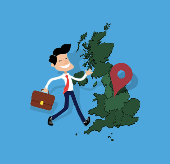 The Most Rewarding Regions To Work In The Uk Market