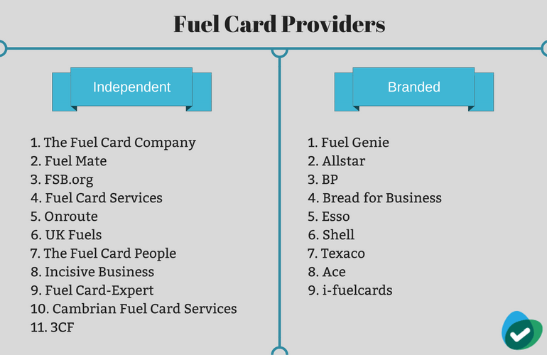 Fuel _card _providers