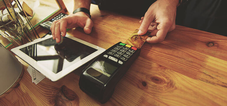 Portable Card Payment Machine