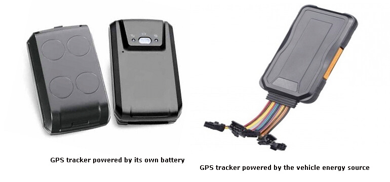 Vehicle Trackers Sources of Energy