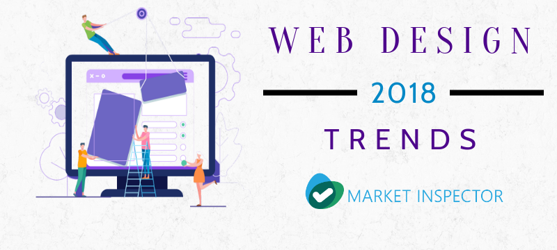 In 2018, web designers are pushing forward and embracing new developments and challenges in the ever evolving web design…