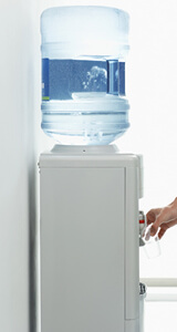 Top Loaded Bottled Water Dispenser