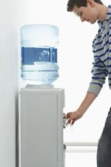 Top Loaded Water Dispenser