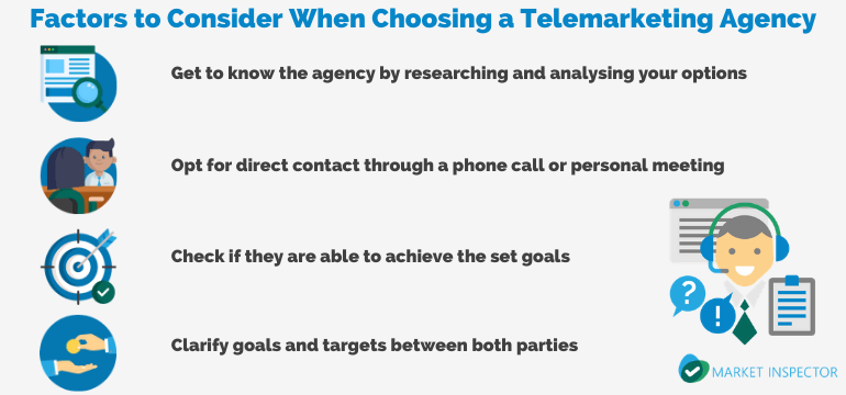 How To Choose The Right Telemarketing Agency