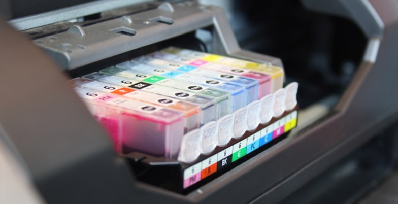 Printer Colour Toner Inkjet Printer