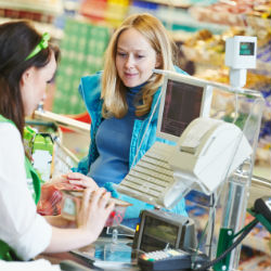 Cash Register Grocery