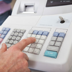 Cash -register -keyboard -S